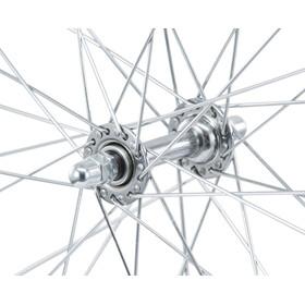 Diverse Forhjul 26 x 1.75 36L stål krom zink